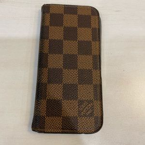 Authentic Louis Vuitton IPhone 7 case
